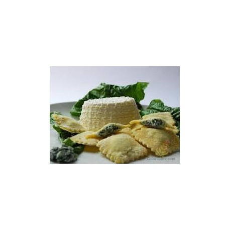 Ravioli Ricotta e Spinaci più Aromi 500 Gr