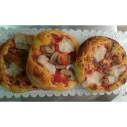 Pizze tonde Vari Gusti