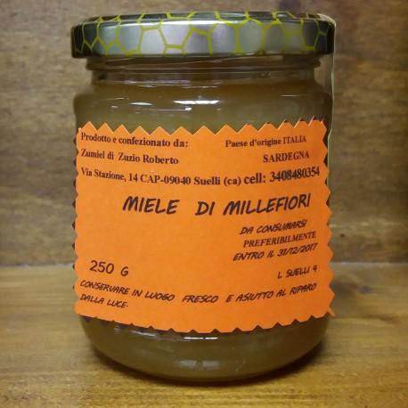 MIELE DI MILLEFIORI GR. 250 ZUMIEL