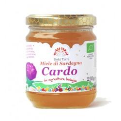 Miele di Sardegna Cardo biologico