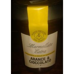 Marmellata Artigianale Arancia e Cioccolato