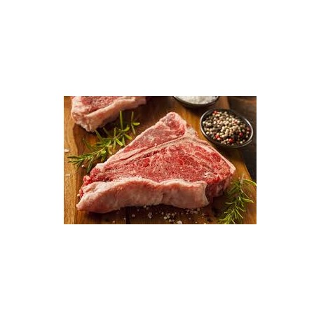 Bistecca Bovino Con Filetto 1 kg